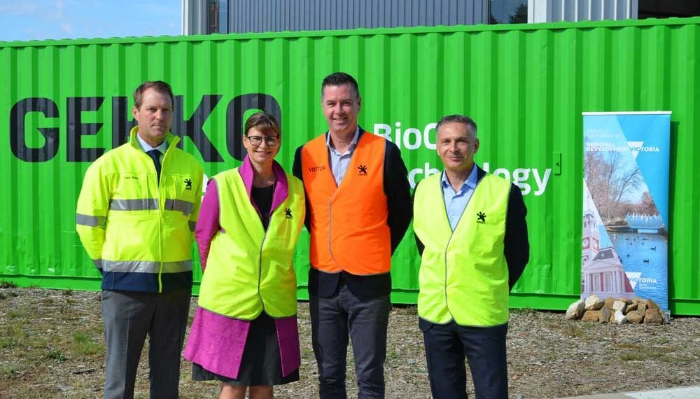 Gekko goes green with new biogas innovation for the agriculture industry
