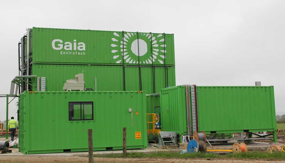 Gaia EnviroTech trials new biodigester technology